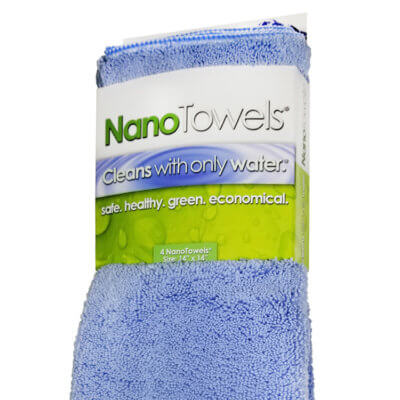 Nano Towels nano blue color