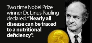 Linus Pauling Nobel Prize