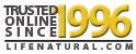 Lifenatural.com - Trusted Online Since 1996