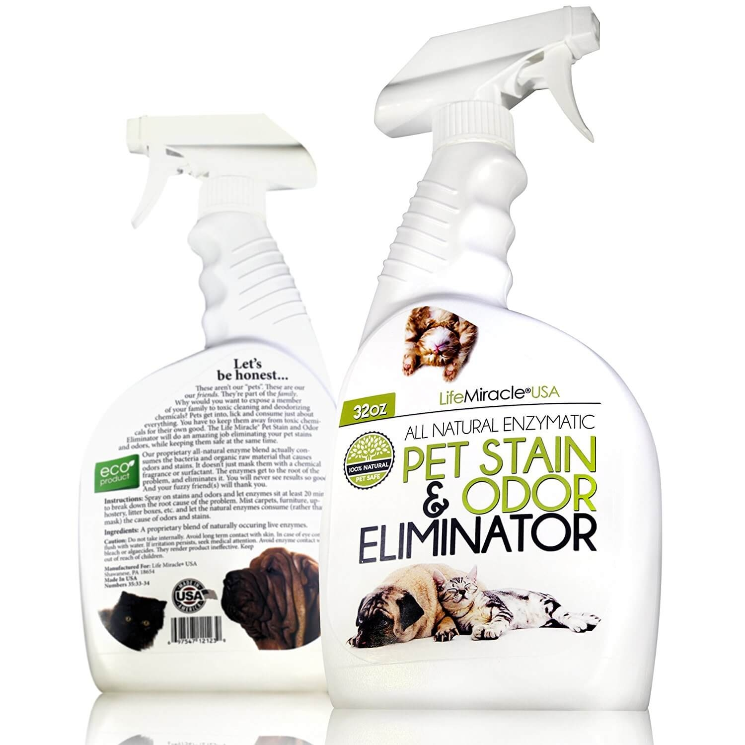 Pet Stain and Odor Eliminator - Life